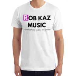 Rob Kaz Music T-Shirt