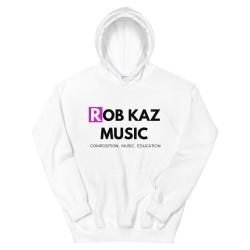 Rob Kaz Music Hoodie